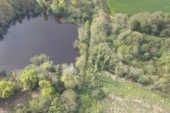 L'étang du manoir